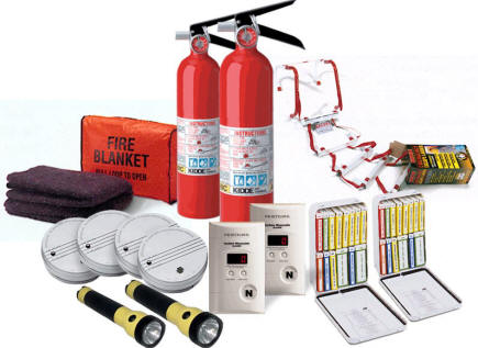 Fire-safety-around-the-home