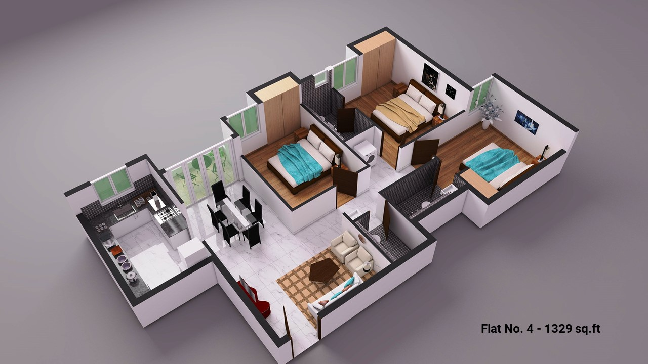 Ruby Ananta | Flats for sale in OMR Thoraipakkam